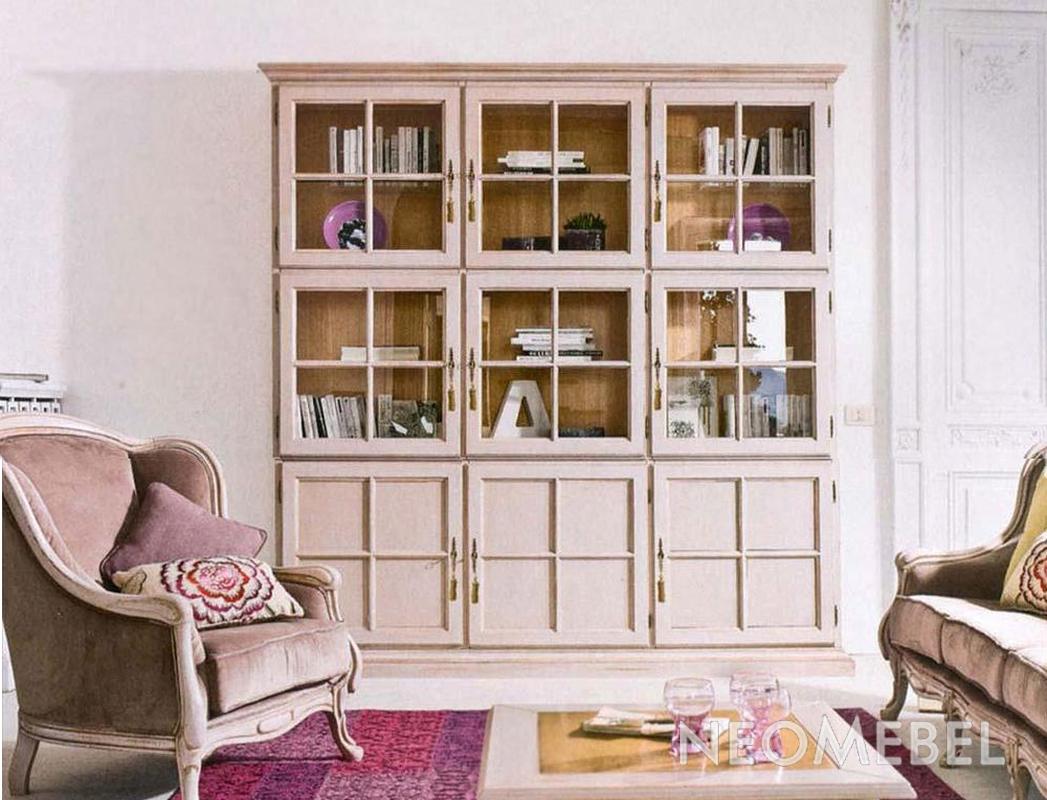 Книжный шкаф tonin casa asada - 1668. классический. arc en c.